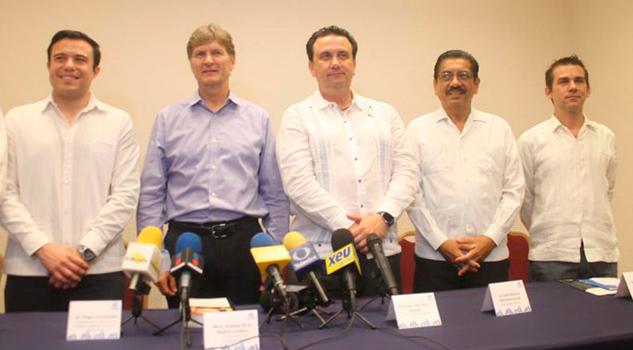 Coparmex exhorta a gobierno de Veracruz y oposición al diálogo