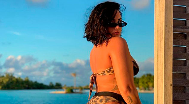 Demi Lovato manda poderoso mensaje de aceptación
