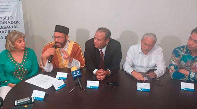 Empresarios de Veracruz buscan vínculos con comunidad musulmana