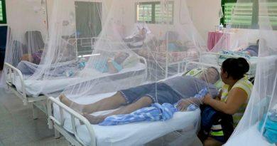 En Hidalgo se reportaron 45 casos de dengue