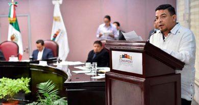 En Veracruz, el tiempo no será un aliado de abusadores; indicó Gómez Cazarín