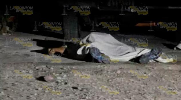 Fallece frente a su domicilio en la comunidad de Hernandeztla