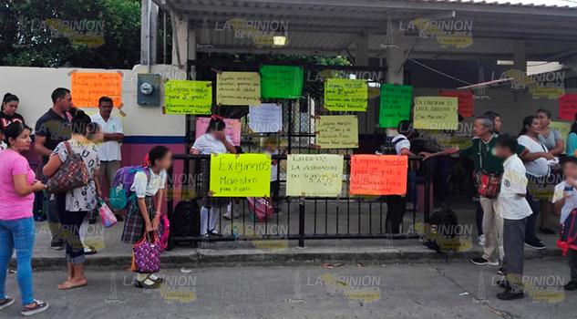 Fin a permutas de maestros durante periodo de clases, confirman en Tuxpan