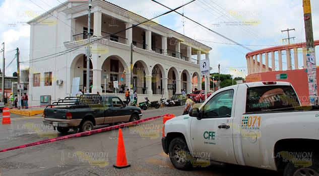 Habrá suspensión de energía eléctrica en Naranjos, Tancoco y Tamiahua