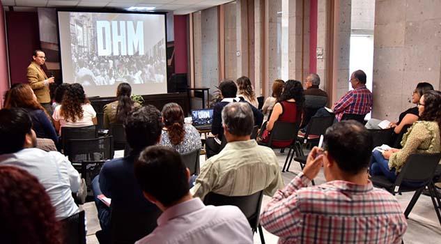 Inicia Seminario de actualización para asesores legislativos en Derechos Humanos