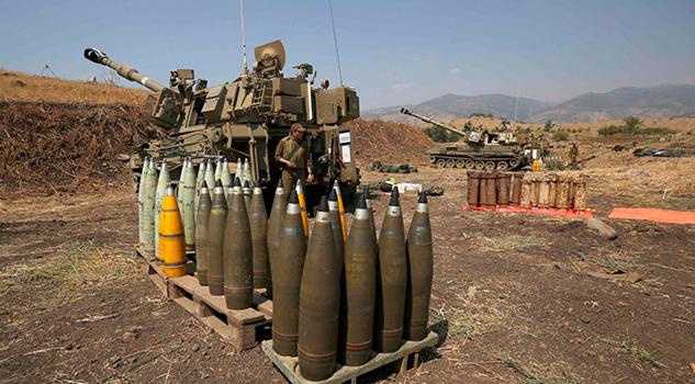 Israel y Hezbolá intercambian misiles y bombardeos en la frontera libanesa
