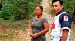 Joven ama de casa de Tantoyuca fue golpeada por su pareja, el agresor huyo de la policía