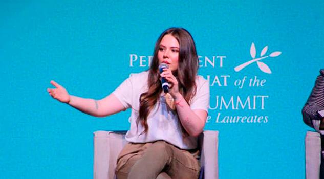 Joy Huerta exige aprobar matrimonio igualitario en Yucatán