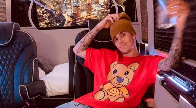 Justin Bieber comparte su emoción tras descubrir que es primo de Ryan Gosling