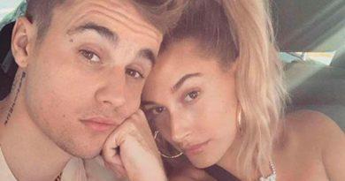 Justin Bieber pone en su lugar a fan que criticó foto de su esposa