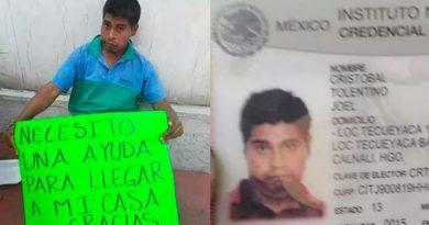 Le prometieron trabajo en Monterrey y lo dejaron abandonado