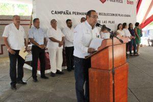 """Llaman a habitantes de Poza Rica a """"Ponerse las Pilas"""""""