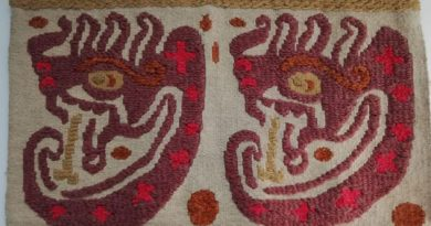 Luz Aldape expondrá su obra de textiles prehispánicos en Veracruz