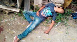 Matan a joven en cantina de Pacífico, Espinal