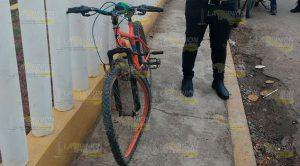 Mototortillero atropelló a un niño en Poza Rica