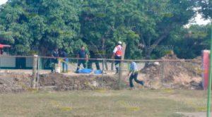 Obrero muere sepultado en la localidad de Gildardo Muñoz