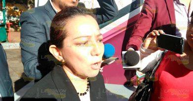 Pide contralora general de Veracruz voto de confianza a su labor