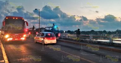 Psicosis en días previos a fiestas patrias en Tuxpan por ola de violencia