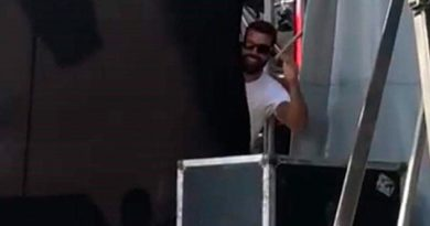 Ricky Martin provoca furor en Mérida