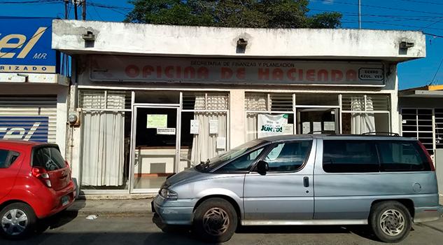 Roban Hacienda del Estado en Cerro Azul