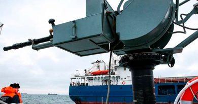 Rusia detiene dos barcos con pescadores norcoreanos tras ataque su guardia costera