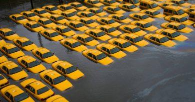 Territorios amenazados por la subida del nivel de los océanos