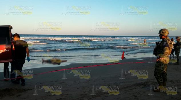 Turista muere ahogado en playa de Tuxpan