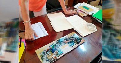 Van por recursos para mural histórico en Tuxpan