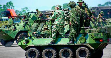 Venezuela amaga con Ejército en frontera con Colombia
