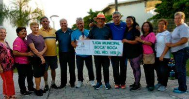 Deportistas de Veracruz participarán en el Torneo Internacional de Cachibol
