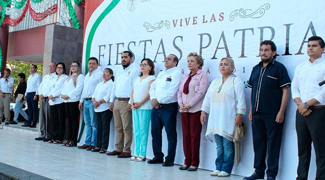 Persiste la lucha por nuestra libertad: Alcalde de Poza Rica