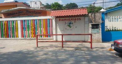 3 niños son sacados de una escuela en Papantla