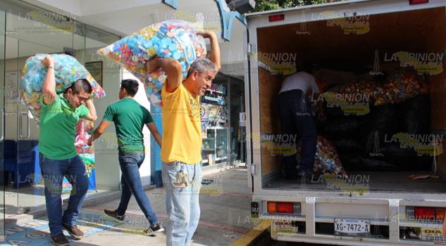 Todo el apoyo a niños con cáncer en Poza Rica