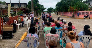 Advierten de sanciones contra quien contamine en Álamo