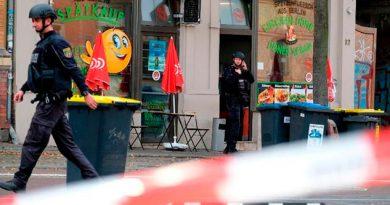 Al menos dos personas murieron tras ataques cerca de sinagoga en Alemania