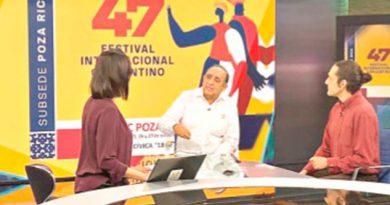 Alcalde de Poza Rica promociona sede alterna de Festival Cervantino