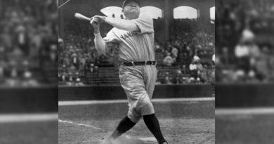 ¡Se vaaa, se vaaa! Babe Ruth pegó su jonrón 500 con este 'bat'… ahora está en subasta