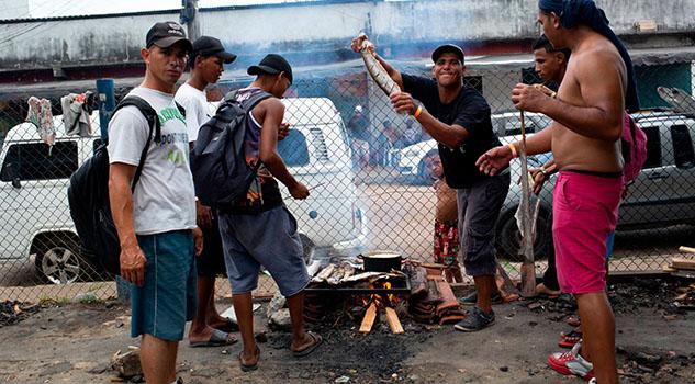 Brasil acelera el programa para repartir a los venezolanos por su territorio