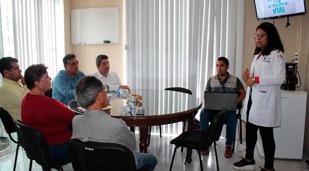 Buscan mejorar la cultura y seguridad vial en Naranjos