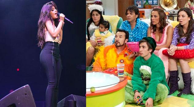 Camila Cabello sorprende a sus fans al cantar el intro de 'La familia P. Luche'
