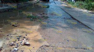 Colonia de Coatzintla lleva sin agua más de una semana se quejan de la CAEV