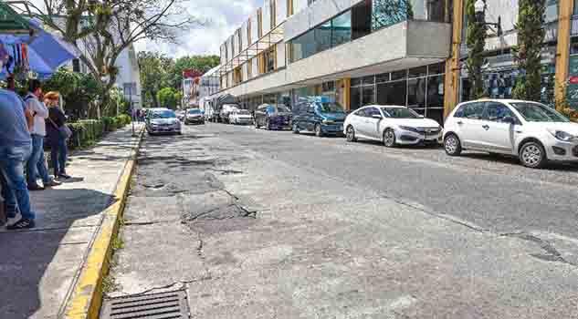 Comerciantes de Xalapa denuncian cobro de piso o les queman el negocio