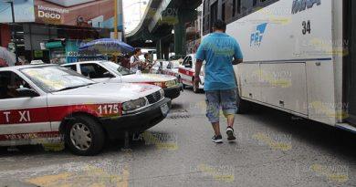 De nada sirve el curso de vialidad en Poza Rica