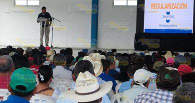 En Álamo, más de 300 planteles sin escrituras