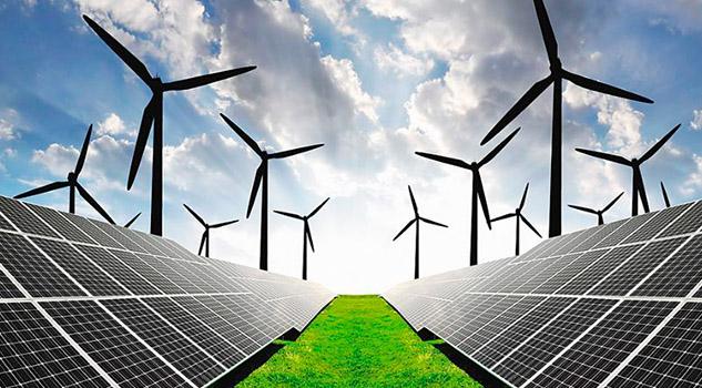 En 2050 energía renovable abastecerá la mitad de la electricidad global
