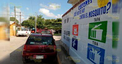 En Cazones de Herrera están libres de dengue porque no hay criaderos
