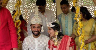 Encontré a mi esposa tras mirar 300 hojas de vida y conocer a varias candidatas: cómo es una fastuosa boda arreglada en India