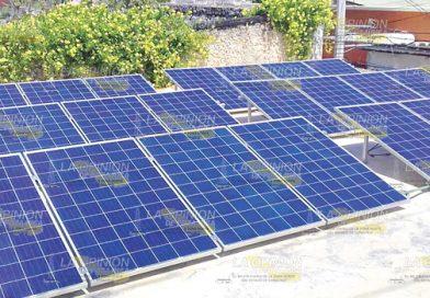Energía renovable para bajar costos