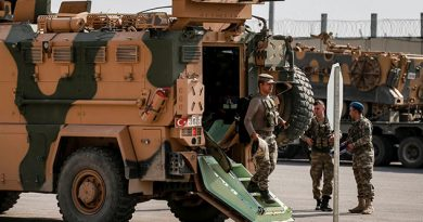 España se suma al embargo europeo en la venta de armas a Turquía