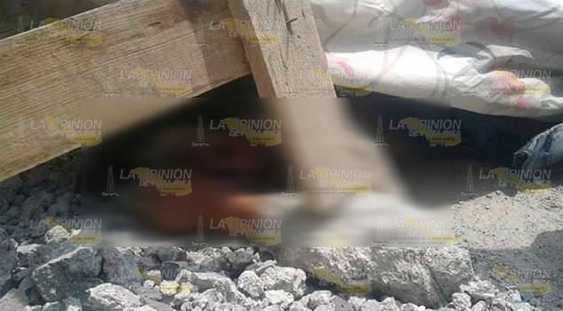 Fallece sepultado por escombro en la comunidad de San Andrés
